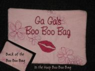 Personalized Boo Boo Bags