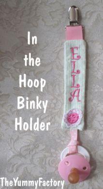 Binky Holder