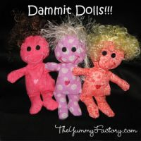 Dammit Dolls