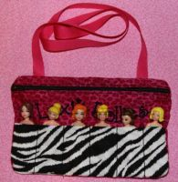 Dolly Pocket Purse 5x7 size