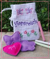 Hopscotch Set