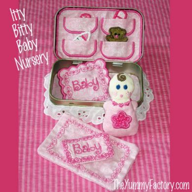 Itty Bitty Baby Nursery