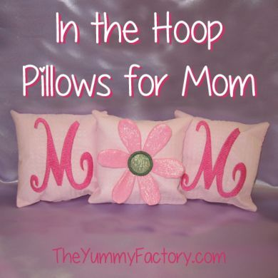 Mother's Day Pillows