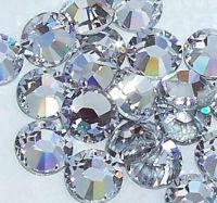 ss6 (2mm) Flat Back Crystal 72 Stones