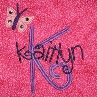Kaitlyns  Monogram Set